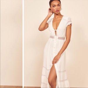 Reformation Garland dress